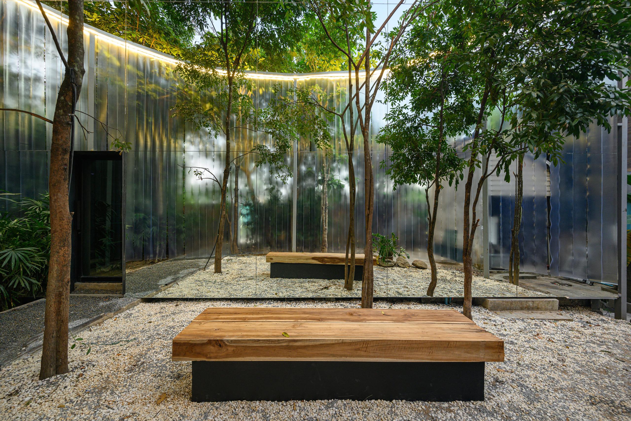 Les entreprises émergentes peuvent être vues aux Young Architecture Studios