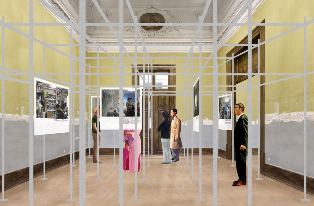 Exposition du musée Musée du collage