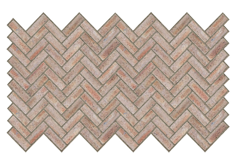 Etude technique : joints de briques et échantillons